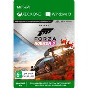 Цифровая версия игры Xbox Microsoft Forza Horizon 4: Deluxe Edition