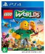 Игра Warner Bros. LEGO Worlds, русская версия