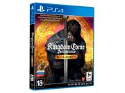 Игра для PS4 Deep-Silver Kingdom Come Deliverance Royal Edition (пластиковая коробка)
