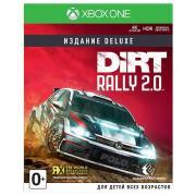 Игра для приставки Microsoft Xbox One Dirt Rally 2.0 Издание Deluxe