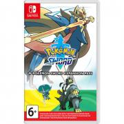 Игра Nintendo Pokemon Sword + Expansion Pass для Nintendo Switch 045496426743