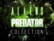 Право на использование (электронный ключ) SEGA Aliens vs. Predator Collection