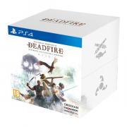 PS4 игра THQ Nordic Pillars of Eternity II: Deadfire. Collectors Edit