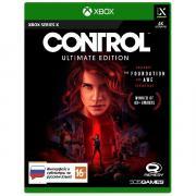 Видеоигра Microsoft Xbox Series X: Control Ultimate Edition