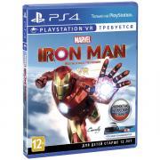 PS4 игра Sony Marvel's Iron Man VR (поддержка VR)