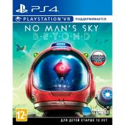PS4 игра Sony No Man's Sky. Beyond (поддержка VR)