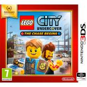 3DS игра Nintendo LEGO City Undercover: The Chase Begins