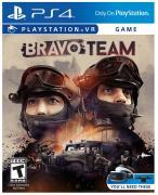Игра Bravo Team (только для VR) для PlayStation 4