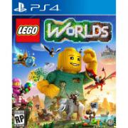 LEGO Worlds PS4, русская версия