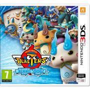 3DS игра Nintendo Yo-Kai Blasters White Dog
