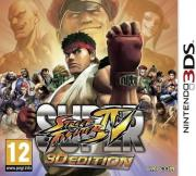 Игра для Nintendo 3DS Super Street Fighter IV русская документация