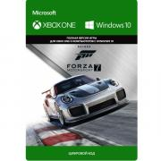 Цифровая версия игры Xbox Microsoft Forza Motorsport 7: Deluxe Edition