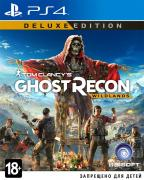 Игра для Playstation 4 Tom Clancy's Ghost Recon: Wildlands Deluxe Edition русская версия
