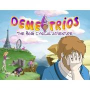 Цифровая версия игры PC Immanitas Demetrios: The BIG Cynical Adventure