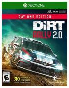 Игра 4 Dirt Rally 2.0 для Xbox One