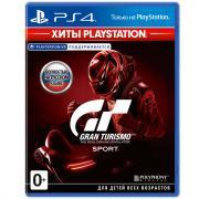Gran Turismo Sport Хиты PlayStation (только для VR) PS4, русская версия