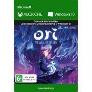 Цифровая версия игры Xbox/WIN10 Microsoft Ori and the Will of the Wisps