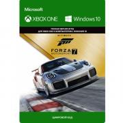 Цифровая версия игры Xbox Microsoft Forza Motorsport 7: Ultimate Edition