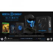 Xbox One игра WB Mortal Kombat 11: Ultimate. Kollector's Edition