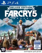 Ubisoft Far Cry 5 Deluxe Edition (Русская версия) (PS4)