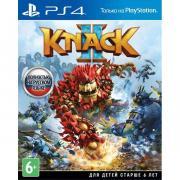 PS4 игра Sony Knack 2