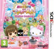 Hello Kitty & the Apron of Magic Rhythm Cooking [3DS, Английская версия]