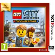 Игра для Nintendo 3DS LEGO City Undercover: The Chase Begins