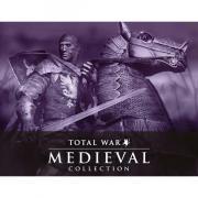 Цифровая версия игры PC Sega Medieval : Total War Collection