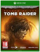 Игра Shadow of the Tomb Raider. Croft Edition для Xbox One