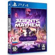 Игра для приставки Sony PS4 Agents of Mayhem ИЗДАНИЕ ПЕРВОГО ДНЯ