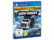 Игра для PS4 Focus-Home-Interactive SnowRunner Premium издание