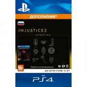 Дополнения для игр PS4 Sony Injustice 2 Ultimate Pack