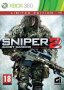 Игра Снайпер : Воин Призрак 2 (Sniper : Ghost Warrior 2 Limited Edition) (Xbox 360)