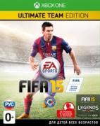 FIFA 15 Ultimate Русская версия. Xbox One