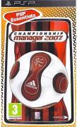 Игра Championship Manager 2007 (Essentials) для PlayStation Portable