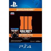 Дополнения для игр PS4 Sony Call of Duty:Black Ops III SeasonPass(дополнение)