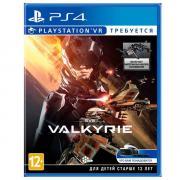 Игра для PlayStation 4 Eve: Valkyrie