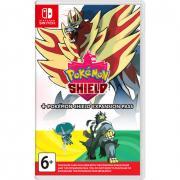Игра Nintendo Pokemon Shield + Expansion Pass для Nintendo Switch 045496426835