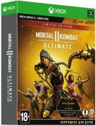 Игра Mortal Kombat 11: Ultimate. Kollector's Edition для Xbox One/Xbox Series X
