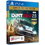 Игра для PS4 DEEP-SILVER Dirt Rally 2.0. Game of the Year Edition