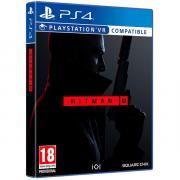 PS4 игра Square Enix HITMAN 3 (поддержка VR)