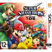 Игра для Nintendo 3DS Super Smash Bros русская версия