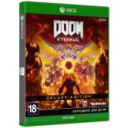 Xbox One игра Bethesda DOOM Eternal. Deluxe Edition