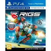 PS4 игра Sony RIGS: Mechanized Combat League (только для VR)