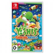 Игра Yoshi's Crafted World