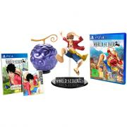 One Piece World Seeker The Pirate King Edition PS4, русские субтитры