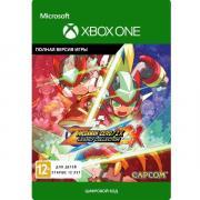 Цифровая версия игры Xbox Capcom Mega Man Zero/ZX Legacy Collection