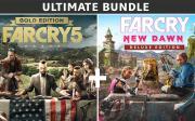 Право на использование (электронный ключ) Ubisoft Far Cry New Dawn Ultimate Bunlde