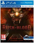 Игра Until Dawn: Rush Of Blood (только для VR) для PlayStation 4