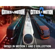 Цифровая версия игры PC Paradox Interactive Cities in Motion 1 and 2 Collection